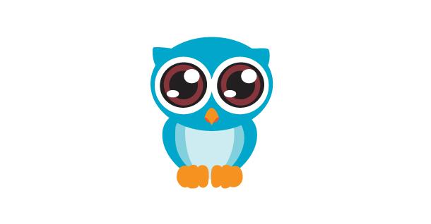 Cute Owl Logo Cute Owl Image Free Vectors