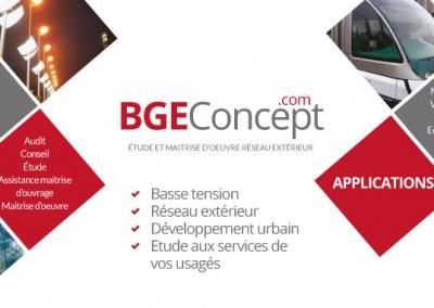 Flyer design building company