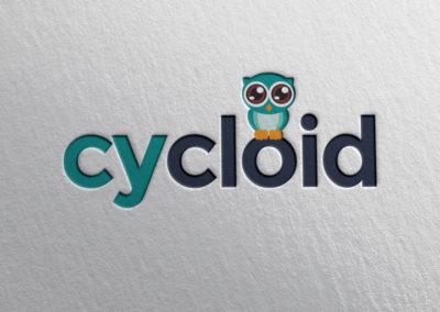 Brand identity DevOps start-up