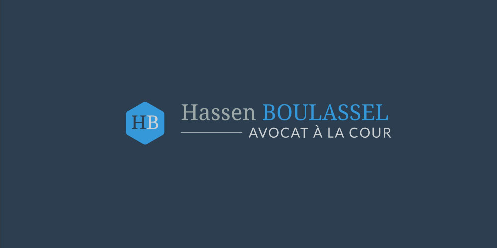 Logo design avocat