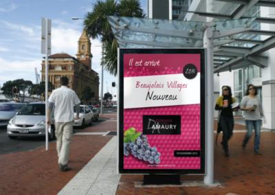Visual identity wine company