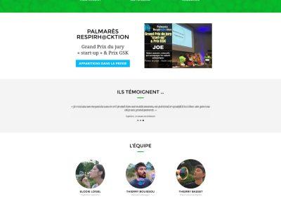 Website start-up