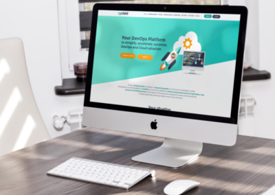 Webdesign deployment website