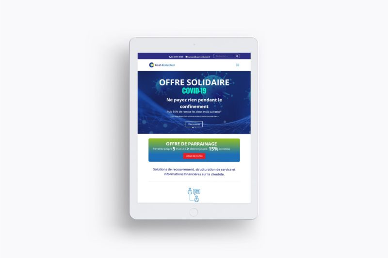 Site web avocat