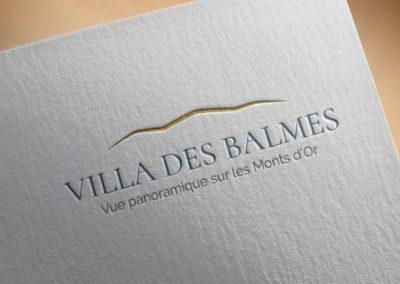 Logo villa Monts d'Or